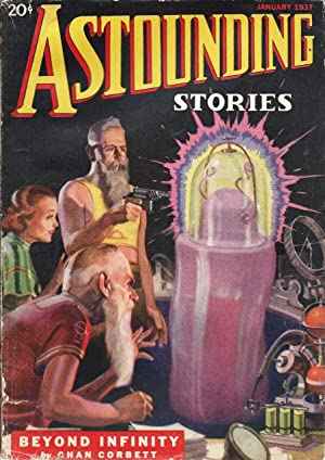 Astounding Stories 1937 Vol. 18 # 05: Tremaine, F. Orlin