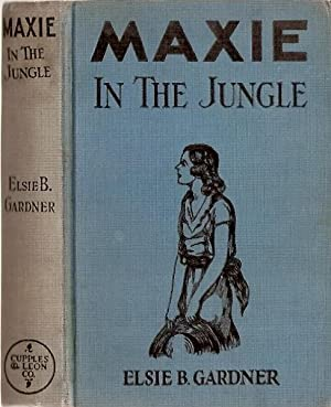 Maxie in the Jungle, or The Temple of the Incas (Maxie # 6)