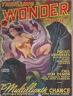 Thrilling Wonder Stories 1946 Vol. 29 #: Merwin, Sam Jr.