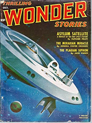 Thrilling Wonder Stories 1951 Vol. 39 #: Merwin, Sam Jr.