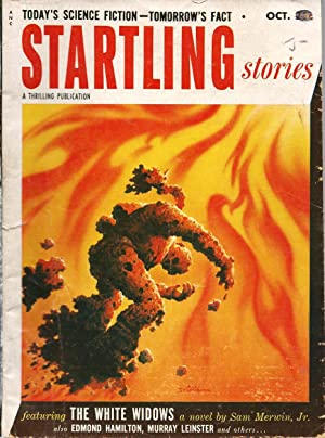 Startling Stories 1953 Vol. 31 # 1: Mines, Samuel (editor):