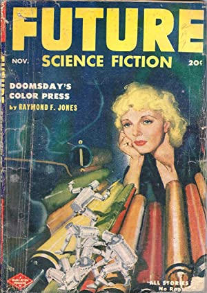 Future Science Fiction 1952 Vol. 3 #: Lowndes, Robert A.W.