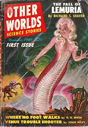 Other Worlds Science Stories 1949 Vol. 1 No. 1 November (FIRST ISSUE)