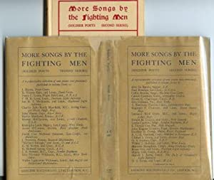 More Songs By the Fighting Men ( Soldier Poets Second Series ) (in DUST JACKET)