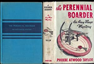 The Perennial Boarder: an Asey Mayo Mystery