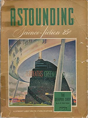 Astounding Science-Fiction 1942 Vol. 30 # 04: Campbell, John W.
