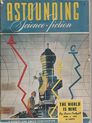 Astounding Science-Fiction 1943 Vol. 31 # 04: Campbell, John W.