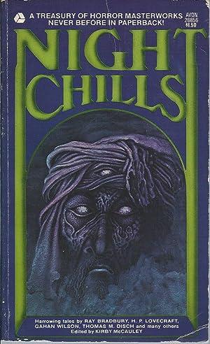 Night Chills: Stories of Suspense and Horror: McCauley, Kirby (editor):