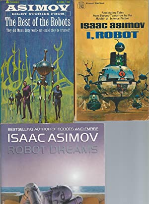 "ISAAC ASIMOV ROBOT"" COLLECTIONS: I, Robot /: Asimov, Isaac"