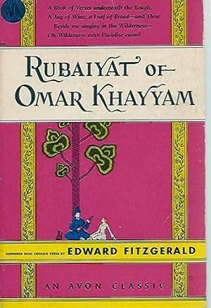 Rubaiyat of Omar Khayyam (First Version): Khayyam, Omar (translated