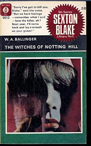 The Witches of Notting Hill (Sexton Blake Library 5th Series No. 6)
