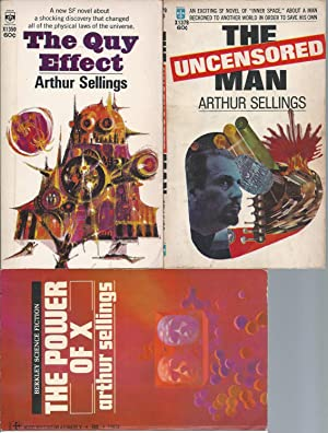 "ARTHUR SELLINGS"" NOVELS: The Quy Effect /: Sellings, Arthur (pseudonym"