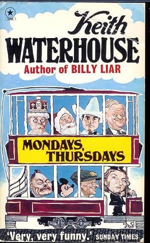 Mondays, Thursdays: Waterhouse, Keith