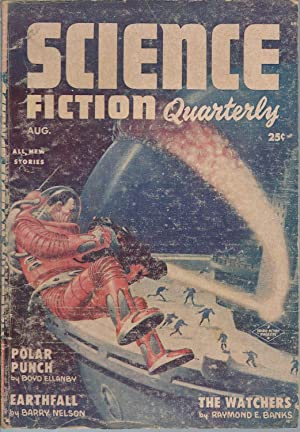 Science Fiction Quarterly 1954 Vol. 3 #: Lowndes, Robert A.W.