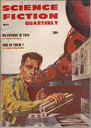 Science Fiction Quarterly 1956 Vol. 4 #: Lowndes, Robert A.W.