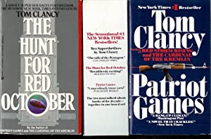 "BOX SET 2 ""JACK RYAN"" NOVELS: The: Clancy, Tom"