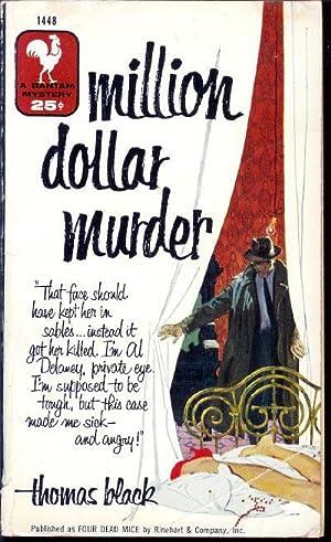 Million Dollar Murder (aka Four Dear Mice): Black, Thomas
