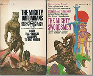 "MIGHTY SWORD & SORCERY"" ANTHOLOGIES: The Mighty: Santesson, Hans Stefan"