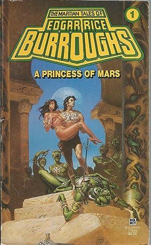 A Princess of Mars (Mars Ser., Vol.: Burroughs, Edgar Rice