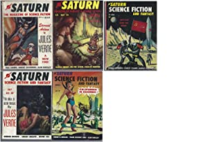 "SATURN: MAGAZINE OF SCIENCE FICTION AND FANTASY"": Sproul, Robert C."