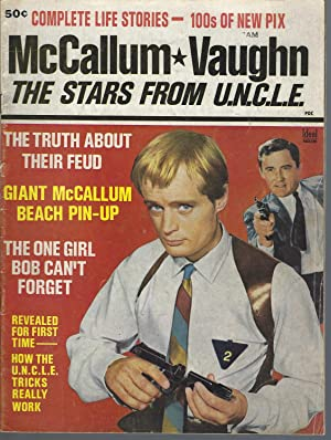 McCallum * Vaughn The Stars from U.N.C.L.E.