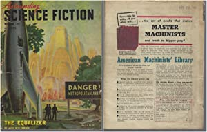 Astounding Science Fiction 1947 Vol. 39 # 01 March: The Equalizer / Tomorrow's Children / Child's...