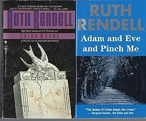 """RUTH RENDELL"""" NOVELS: Going Wrong / Adam: Rendell, Ruth"""