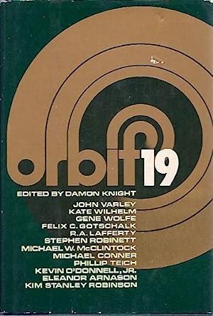 Orbit 19: Knight, Damon (editor):