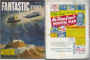 Fantastic Story Magazine 1955 Vol. 8 # 2 Spring (LAST ISSUE)
