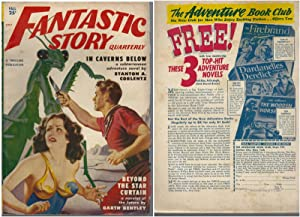 Fantastic Story Quarterly (CANADIAN) 1950 Vol. 1 # 3 Fall