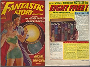Fantastic Story Quarterly (CANADIAN) 1950 Vol. 1 # 1 Spring (FIRST ISSUE)