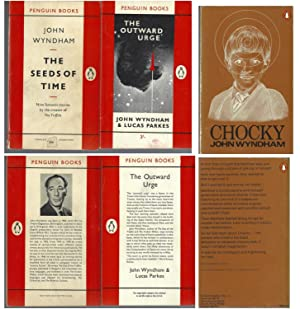 "JOHN WYNDHAM"" FIRST PENGUIN PRINTINGS: The Seeds: Wyndham, John (pseudonym"
