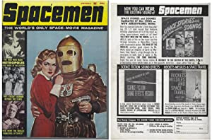Spacemen 1963 Vol. 2 # 2 January