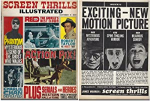 Screen Thrills Illustrated 1963 Vol. 2 # 2 October