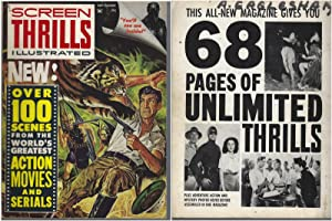 Screen Thrills Illustrated 1962 Vol. 1 # 2 September `