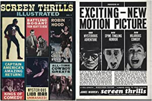 Screen Thrills Illustrated 1964 Vol. 2 # 3 February