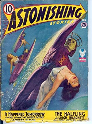 Astonishing Stories 1943 Vol. 4 # 3: Norton, Alden H.