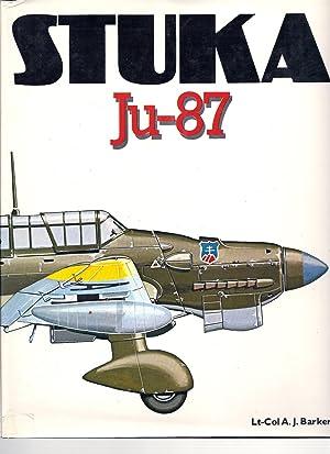 Stuka Ju-87: Barker, Lt-Col A.J.