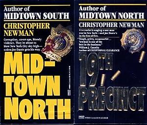 "JOE DANTE"" MYSTERIES: Midtown North / 19th: Newman, Christopher"