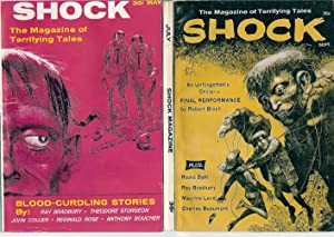 "SHOCK MAGAZINE, THE MAGAZINE OF TERRIFYING TALES"": Anonymous (ed): Jim"
