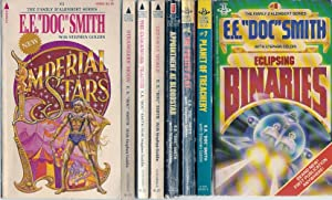 "FAMILY D'ALEMBERT"" SERIES: Imperial Stars (# 1): Smith, E. E."