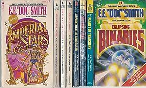 "FAMILY D'ALEMBERT"" SERIES: Imperial Stars (# 1): Smith, E. E."