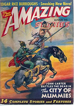 Amazing Stories 1941 Vol. 15 # 3: Palmer, Raymond A.