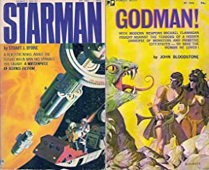 "STUART J. BYRNE"" ADVENTURES: Starman / Godman!: Byrne, Stuart J."