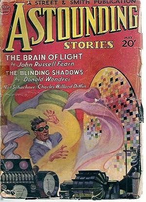 Astounding Stories 1934 Vol. 13 # 03: Tremaine, F. Orlin