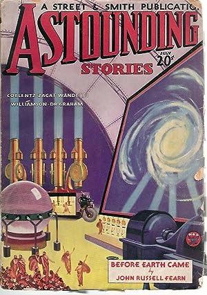 Astounding Stories 1934 Vol. 13 # 05: Tremaine, F. Orlin