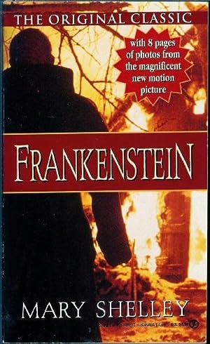 Frankenstein: Shelley, Mary (afterword