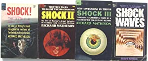 "SHOCK FIRST EDITION"" BOOKS: Shock! (I, 1,: Matheson, Richard"