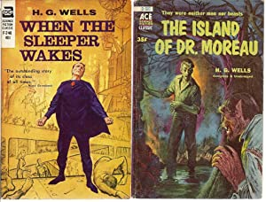 "H.G. WELLS"" NOVELS: The Island of Dr.: Wells, H.G."