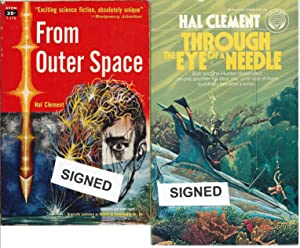 "NEEDLE"" SERIES: From Outer Space (aka Needle): Clement, Hal (pseudonym"
